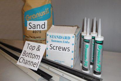 stonetile canada supplies