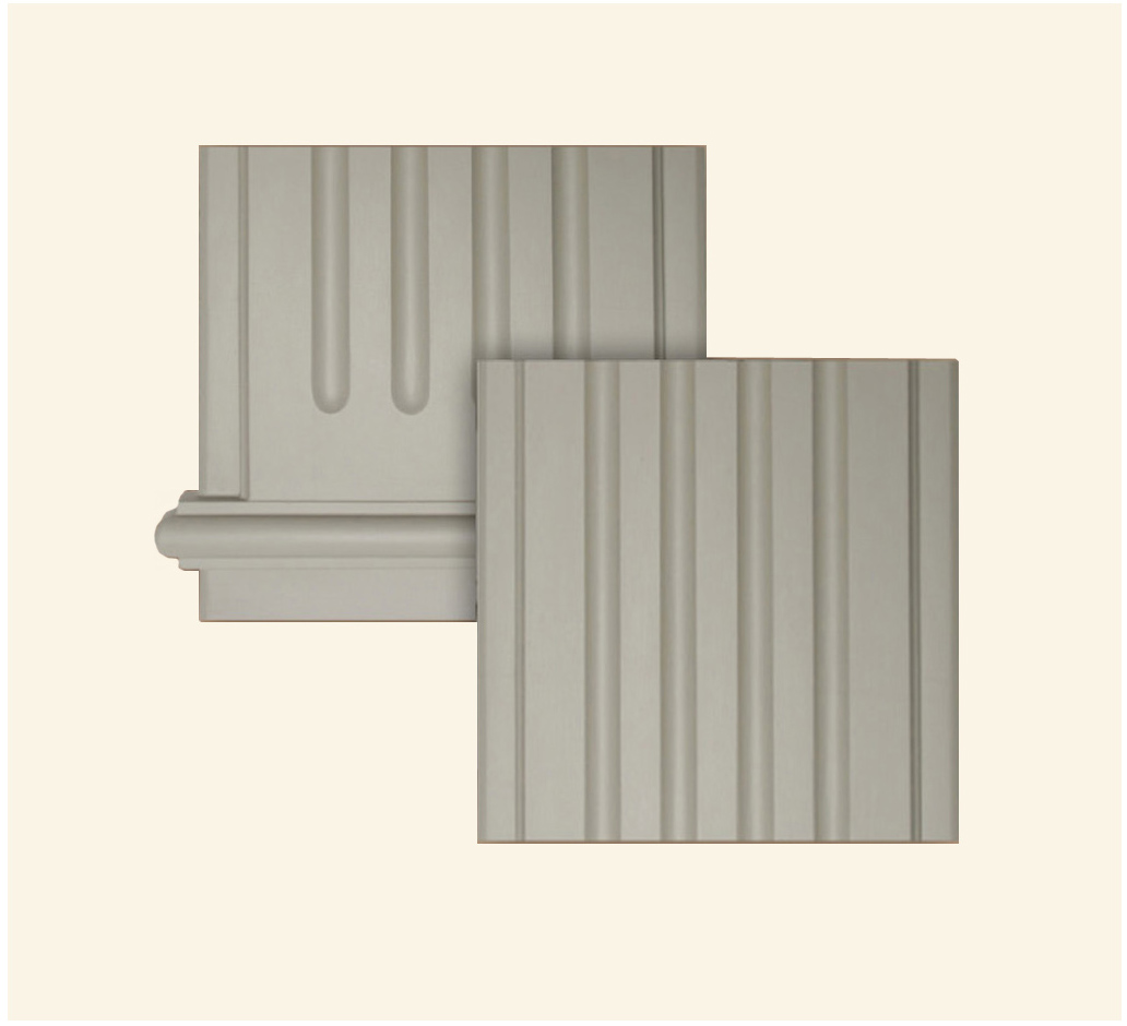 Fluted Moldings - Stonetile Canada